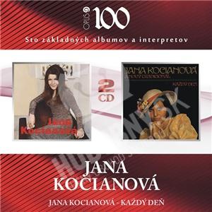 Jana Kocianová - Jana Kocianová / Každý deň (2 CD) len 7,99 €