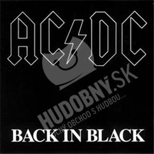 AC/DC - Back in black len 14,99 €