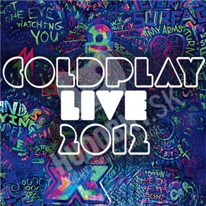 Coldplay - Live 2012 len 13,99 €