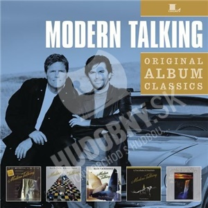 Modern Talking - Original Album Classics (5 CD) len 21,99 €