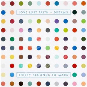 Thirty Seconds To Mars - Love Lust Faith + Dreams len 15,49 €