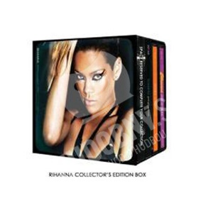 Rihanna - 3CD Collector's Set /3 ALBUMS + POSTER/ len 44,99 €