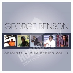 George Benson - Original Album Series Vol 2 len 15,49 €