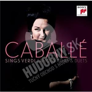 Montserrat Caballé - Montserrat Caballe Sings Verdi: Famous Arias & Duets len 29,99 €