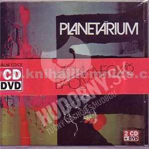 Václav Neckář - Planetárium -2CD+DVD len 35,99 €