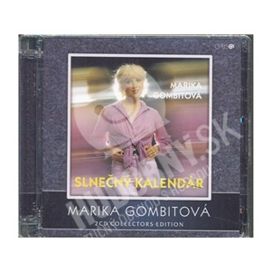 Marika Gombitová - Slnečný kalendár  [R][E] [2CD] len 29,99 €