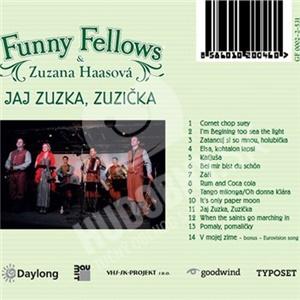 Funny Fellows - Jaj Zuzka, Zuzička len 8,99 €