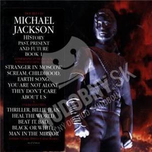Michael Jacson - HISTORY,PAST,PRESENT & FUTURE len 34,99 €