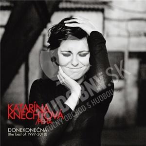 Katarína Knechtová/Peha - DONEKONEČNA...very best of 1997-2010 len 11,69 €