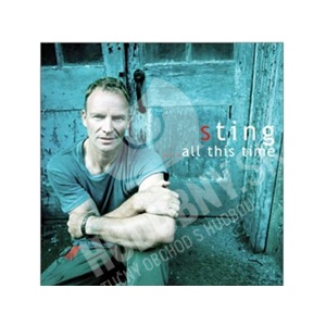 Sting - All This Time /Live Best Of len 13,49 €
