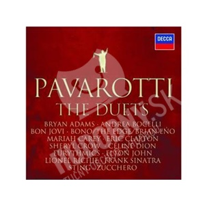Luciano Pavarotti - The Duets len 9,99 €