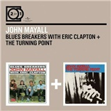 John Mayall - Blues Breakers With Eric Clapton / Turning Point