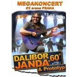"Dalibor Janda - Dalibor Janda ""60"" - Megakoncert DVD"