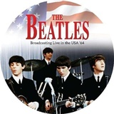 The Beatles - Broadcasting Live In The USA '64 (LP)