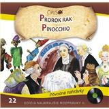 Najkrajšie Rozprávky - Prorok rak / Pinocchio