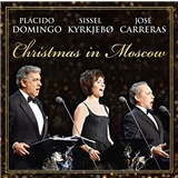 José Carreras, Plácido Domingo, Sissel - Christmas In Moscow