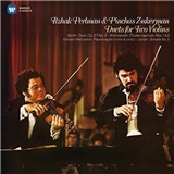 Itzhak Perlman, Pinchas Zukerman - Duets For Two Violins