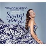 Kučerová Adriana, Pechanec Robert (Bartok, Janáček, Martinu, Suchoň) - Songs