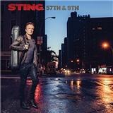 Sting - 57TH & 9TH (Blue Vinyl Limited edition)