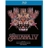 Carlos Santana - Santana IV - Live At The House of Blues - Las Vegas (Bluray)