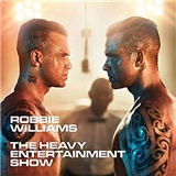 Robbie Williams - The Heavy Entertainment Show (Hardcover book CD+DVD)