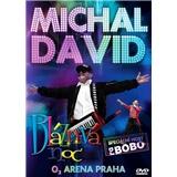 Michal David - Bláznivá noc - O2 Arena Live (DVD)