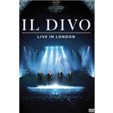 Il Divo - Live in London (Blu ray)