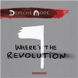 Depeche Mode - Where's the Revolution - Remixes (2x Vinyl)