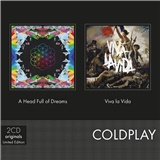 Coldplay - A Head Full of Dreams & Viva la Vida (2CD)