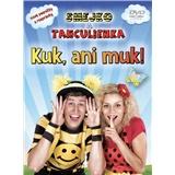 Smejko a Tanculienka - Kuk, ani muk! (DVD)