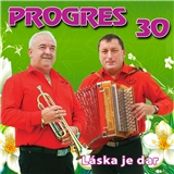 Progres - Láska je dar 30