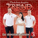 Hudobná skupina Trend - Na slovenskej zábave 3