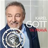 Karel Gott - Ta pravá (Vinyl) - s autogramom Karla Gotta