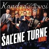 Kandráčovci - Šaľene turne / Live