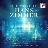 Hans Zimmer - The World of Hans Zimmer – A Symphonic Celebration inkl 16Pg.Booklet  (2CD)