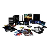 Pink Floyd - The Later Years 1987 - 2019 (Box Set 5xCD, 6xBluray, 5xDVD, 2xVinyl, Photobook)