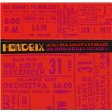 Jimi Hendrix - Songs for Groovy Children: the Fillmore East Concert (5CD)