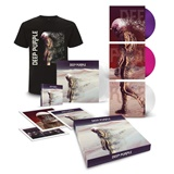 Deep Purple - Whoosh! (5x Vinyl + DVD + CD + tričko Boxset Limited edition)
