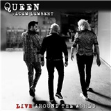 Queen & Adam Lambert - Live Around the World (Vinyl)
