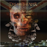 Dream Theater - Distant Memories-Live in London (Special Edition 3CD+2Bluray)