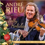 André Rieu - Andre/Strauss Orchest Rieu - Jolly Holiday (CD+DVD)