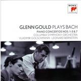 Glenn Gould - Glenn Gould Plays Bach: Piano Concertos Nos. 1-5 & 7